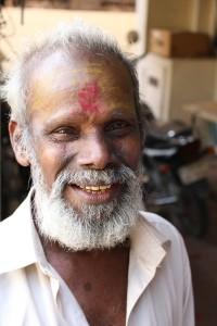 Close up-Nataraj