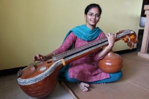 Close up-Sangeetha