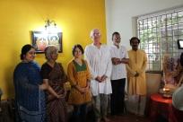 Vijayalakshmi, Smt. Rajalakshmi, Alex, Jim, Narasimhan, and Krishna