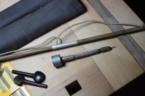 Murali's hand drill system